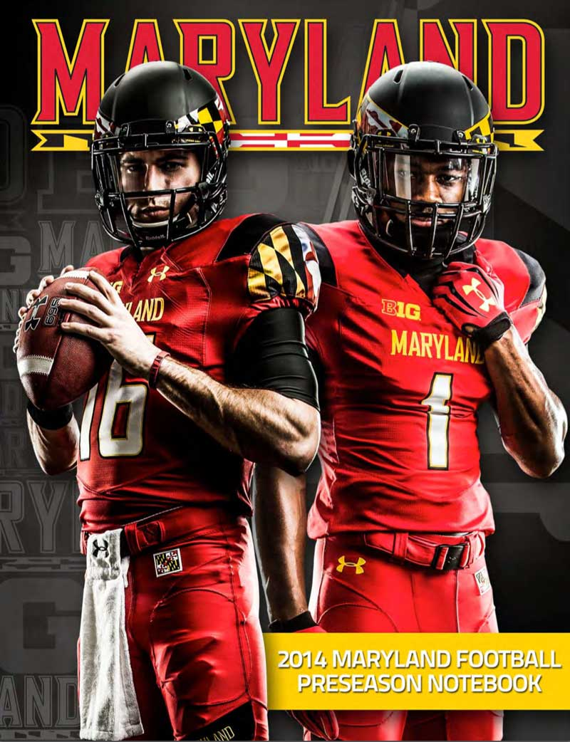 2014 Maryland Football Media Guide