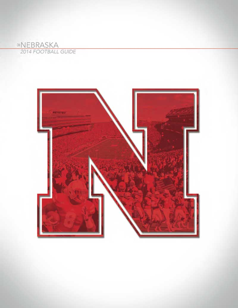 2014 Nebraska Football Media Guide