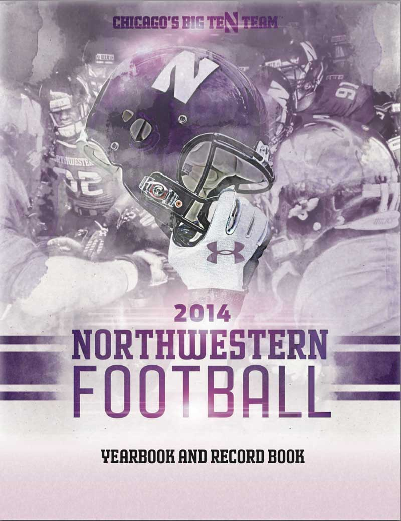 2014 Northwestern Football Media Guide
