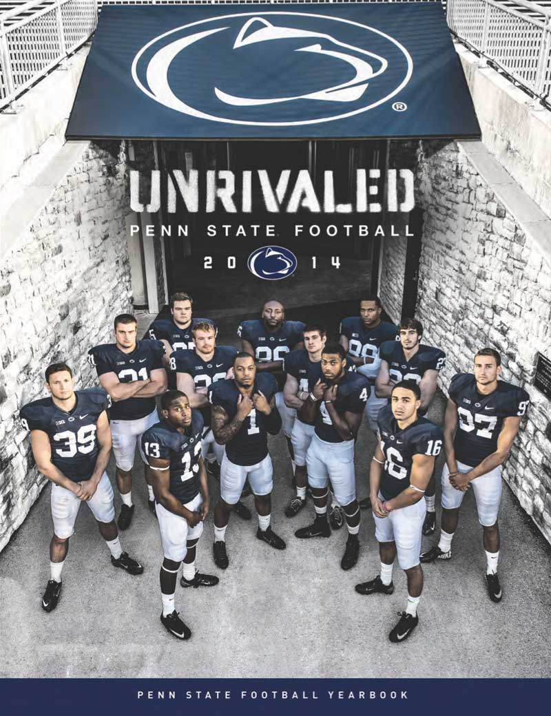 2014 Penn State Football Media Guide