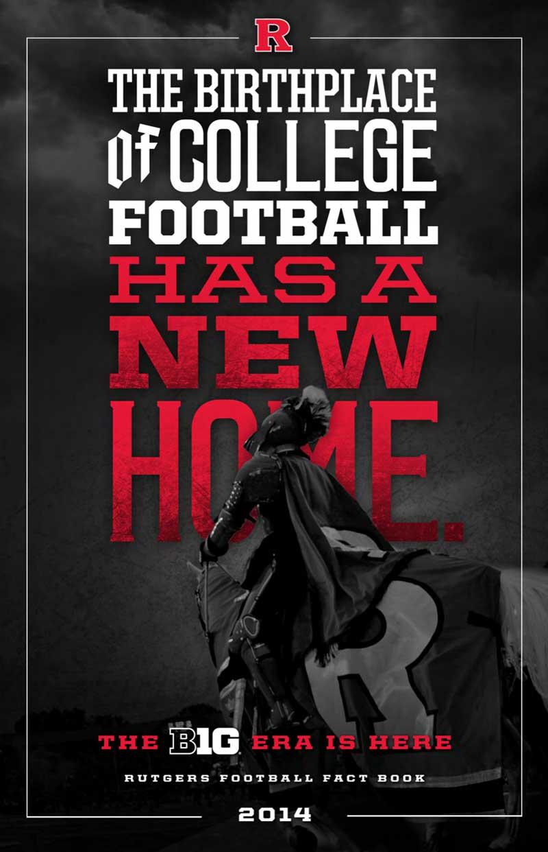 2014 Rutgers Football Media Guide