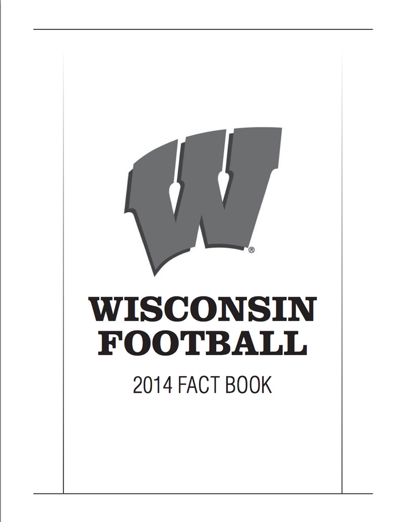2014 Wisconsin Football Media Guide