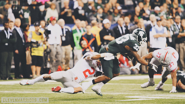 Ohio State–Michigan State could be a top-five clash.