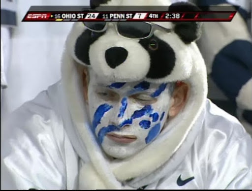 sad penn state fan