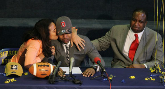 The day they all became Buckeyes.