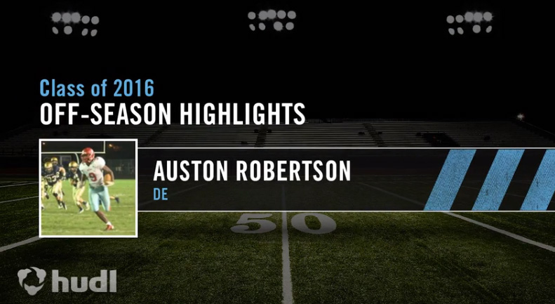 Auston Robertson Highlights