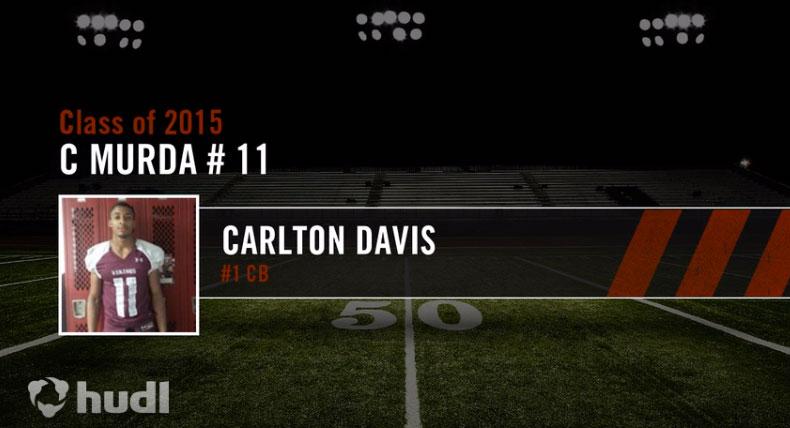 Carlton Davis highlights
