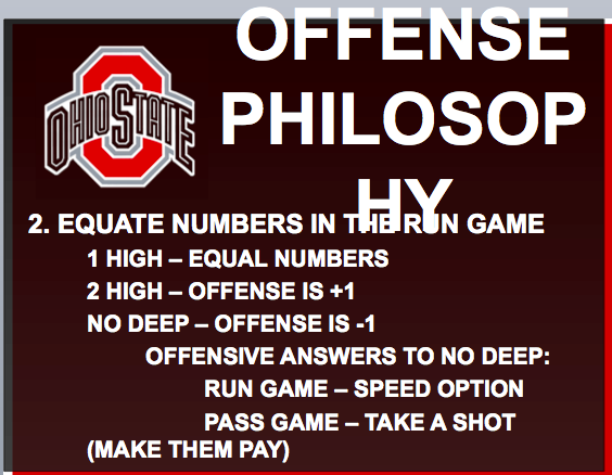 OSU O Philosophy