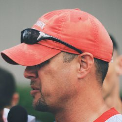 Herman utilized his tight ends early and often versus Kent State