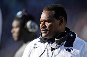 Larry Johnson at Penn State