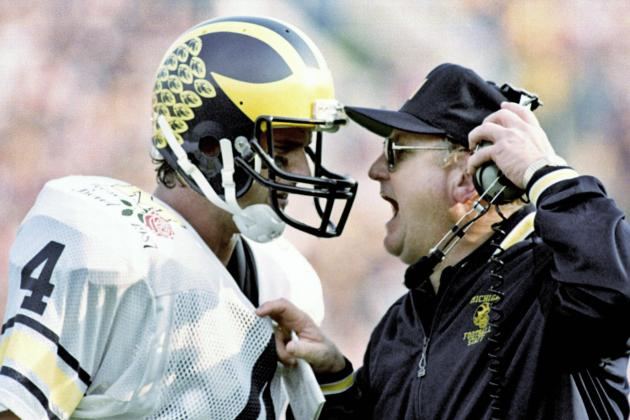 harbaugh and schembechler