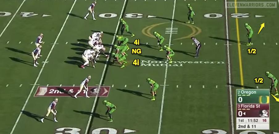 Oregon defense