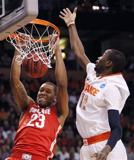 we'll always have Syracuse, 2012