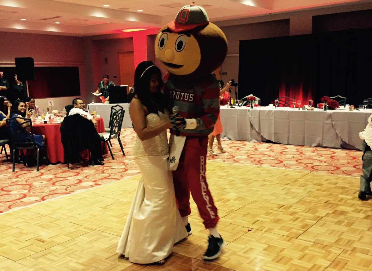 brutus and the bride