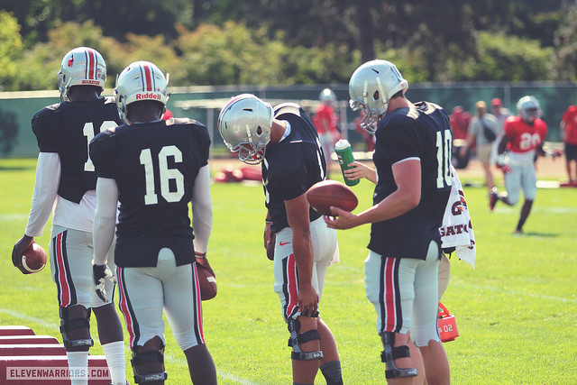 Ohio State's quarterbacks