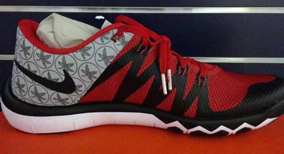ohio states 2015 nike free trainer 5.0 v6 songs