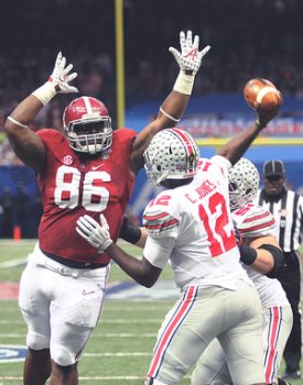 12th Son of Ohio: Bigger arm, big-play maven, keeps safeties at bay.
