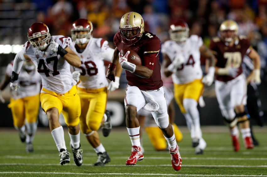 boston college vs. southern cal