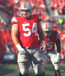 Look out once Billy Price gets back on track.