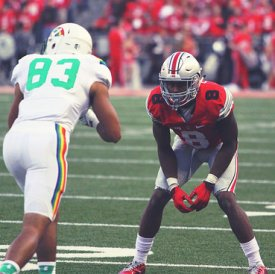Conley has been Ohio State's best defensive back through two games.