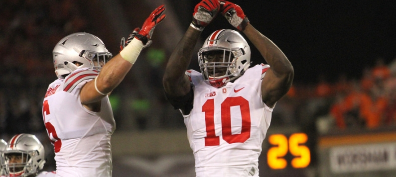 Hubbard and Holmes give OSU depth at DE to compliment Bosa and Lewis.