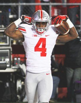 With all eyes on Braxton, might Curtis Samuel be the guy to surprise and delight?