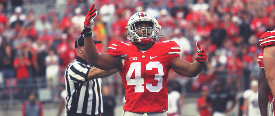 Darron Lee has the potential to be a first-round pick.