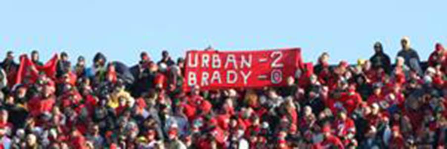 URBAN 2, BRADY 0