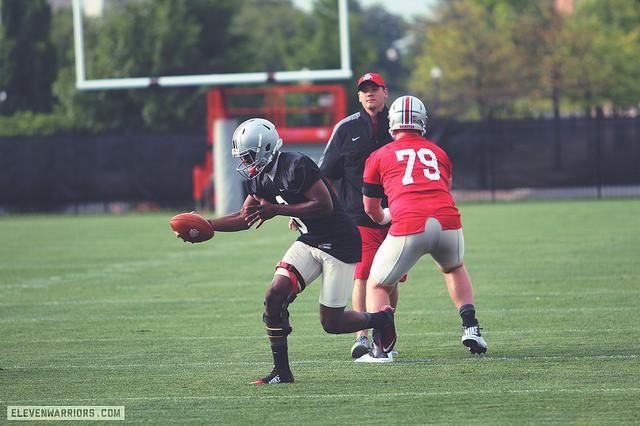 Torrance Gibson in practice