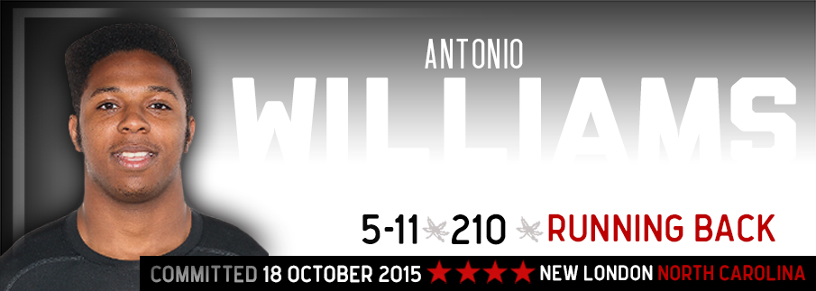 Ohio State commitment Antonio Williams