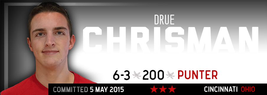 Ohio State commitment Drue Chrisman