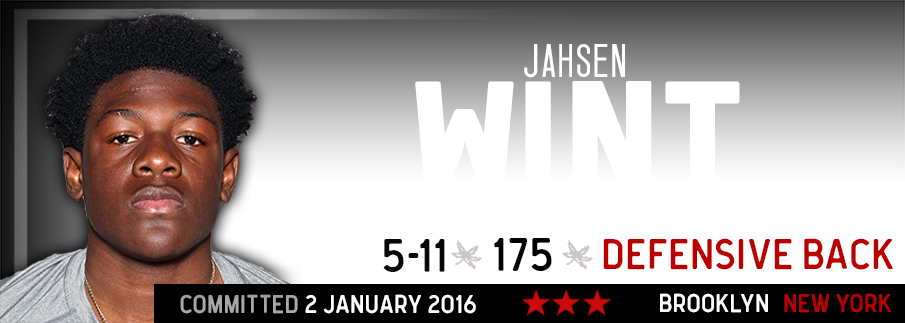 Ohio State commitment Jahsen Wint