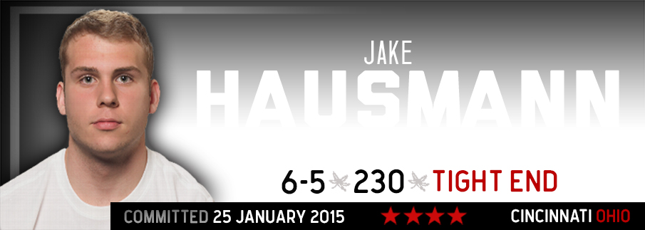 Ohio State commitment Jake Hausmann