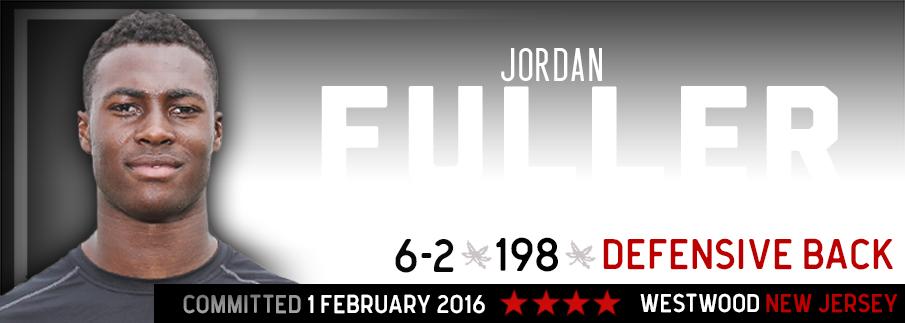 Ohio State commitment Jordan Fuller