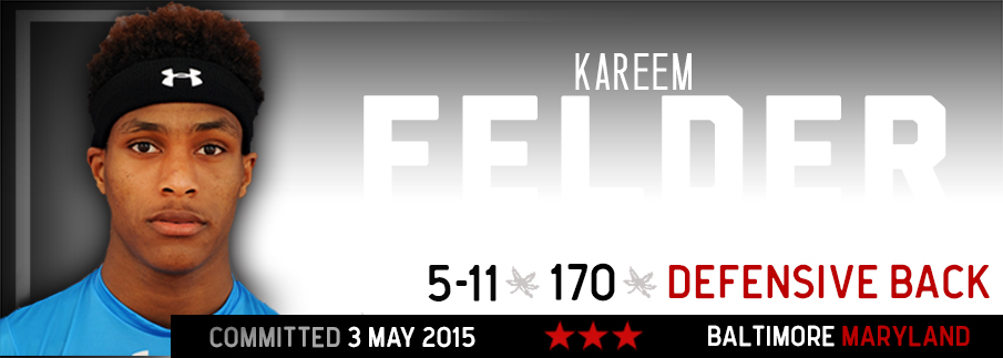 Ohio State commitment Kareem Felder