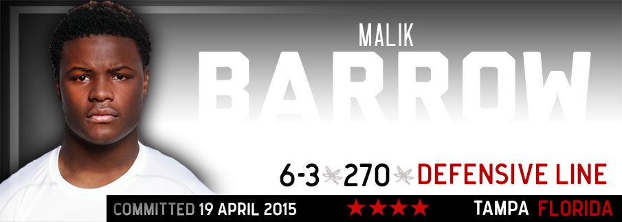 Ohio State commitment Malik Barrow