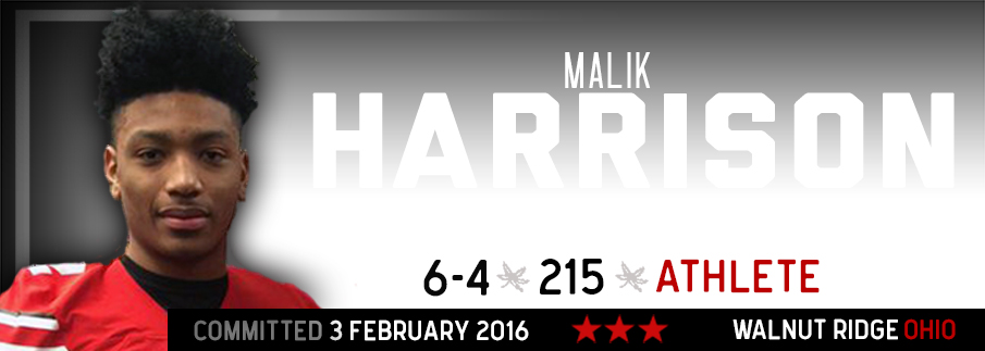 Ohio State commitment Malik Harrison