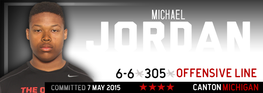 Ohio State commitment Michael Jordan