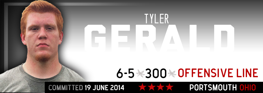 Ohio State commitment Tyler Gerald