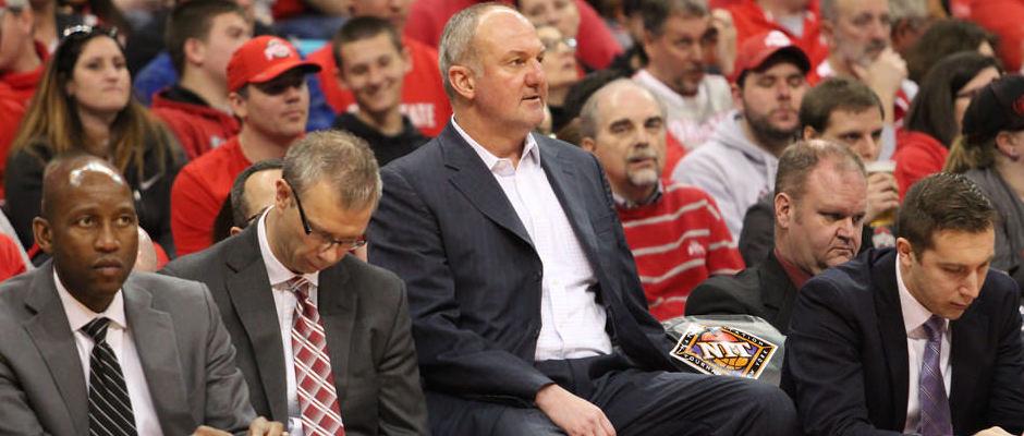 Ohio State's coaching staff