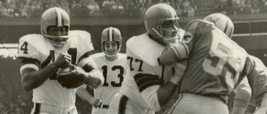 Dick Schafrath was an old school boss for the Browns (Photo: Cleveland.com file)
