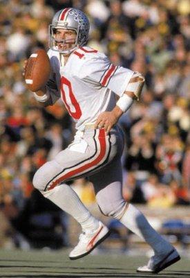 Art Schlichter threw 21 interceptions as a true freshman starter in 1978.