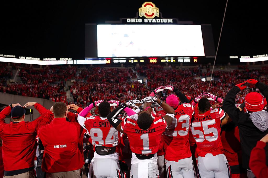 Ohio State-Penn State 2013
