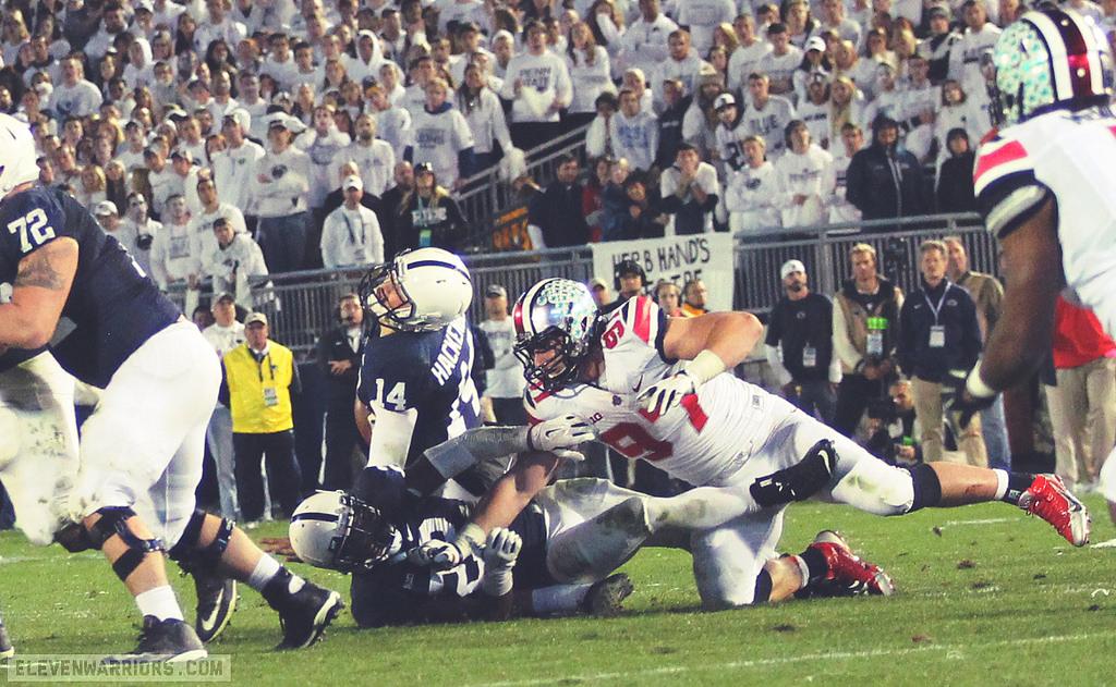 Ohio State-Penn State 2014