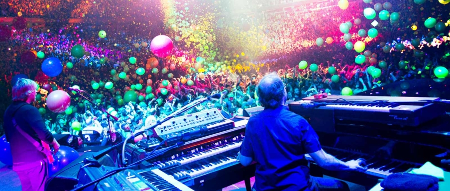Phish at MSG for NYE is the place to be.
