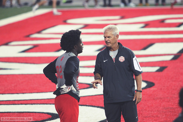 Marcus Williamson and Kerry Coombs