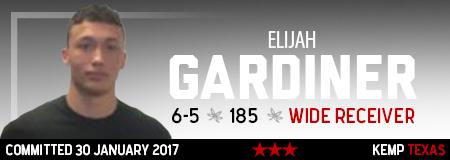 Elijah Gardiner