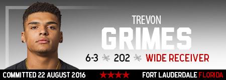 Trevon Grimes