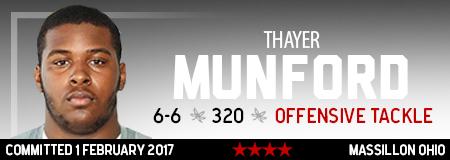 Thayer Munford