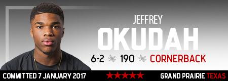 Jeffrey Okudah